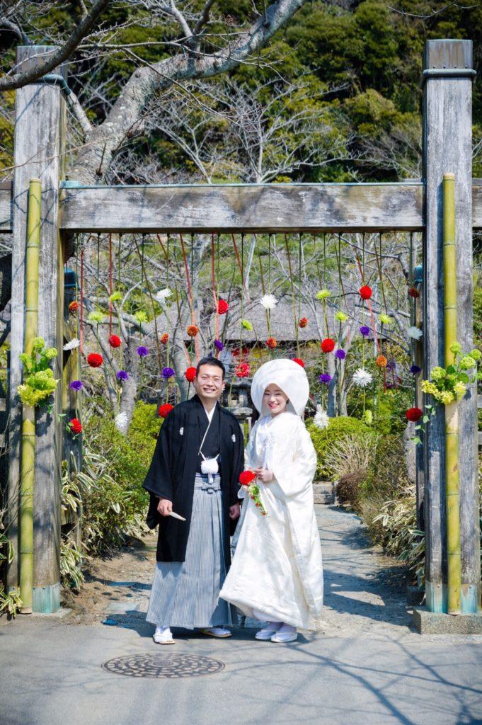 鎌倉 明王院 お寺の結婚式レポート